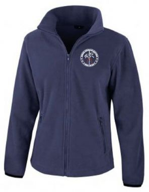 Mci LADIES FITTED FULL ZIP FLEECE